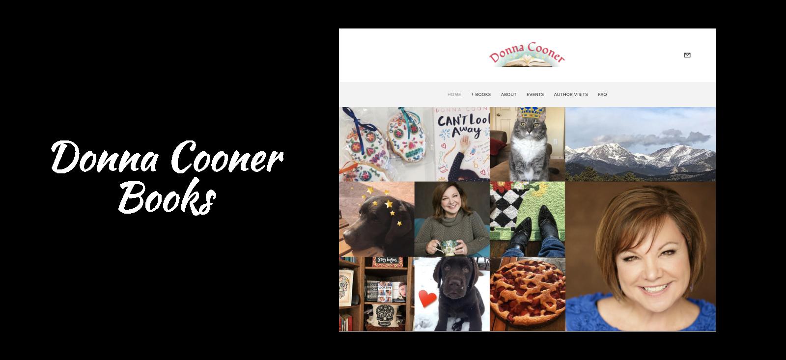 Donna Cooner Home Page